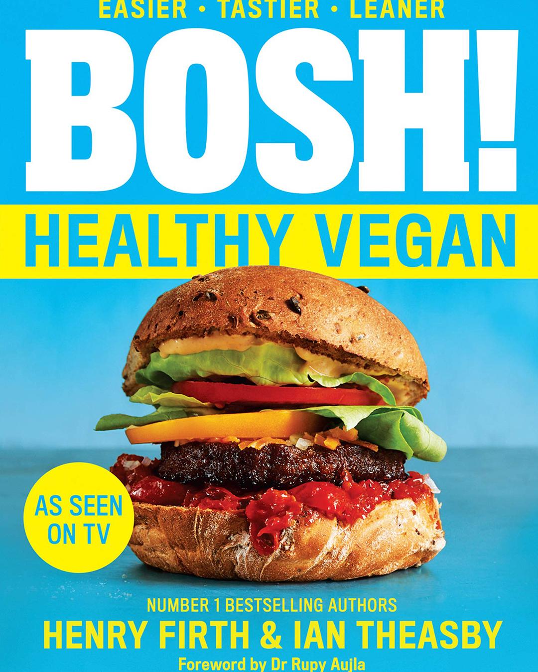 Bosh Cookbook Cover