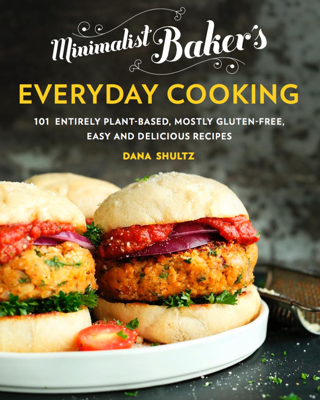 Minimalist Baker's Cookbook Cover