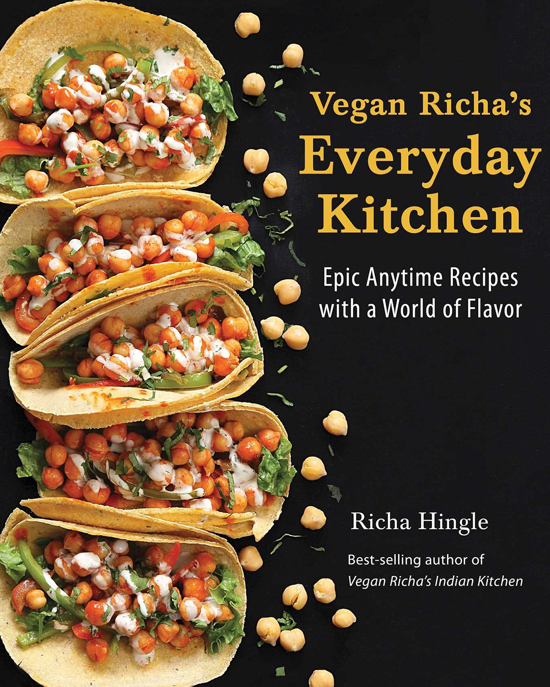 Vegan Richa Cookbook Cover