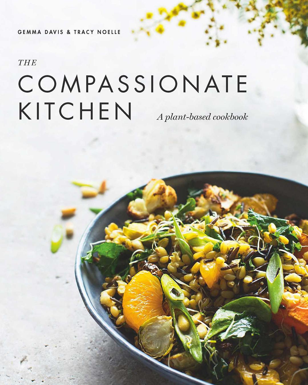 Compassionate Kitchen Cookbook Cover