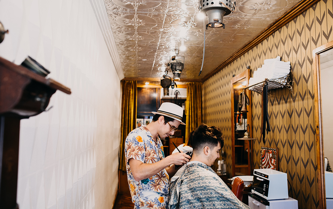 zeppelin barbers
