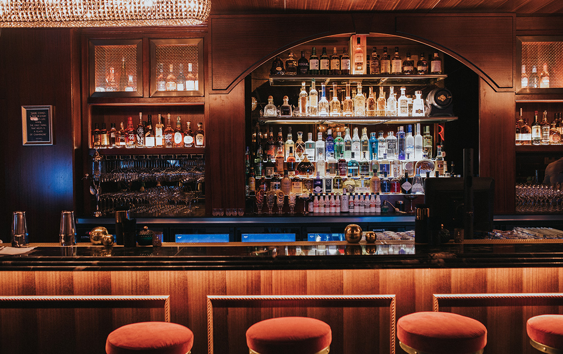 Transporting You Straight To A Vibing Neighbourhood Bistro And Bar Somewhere In Europe At Lupo Ll Feel Like Ve Been Welcomed For Drinks The