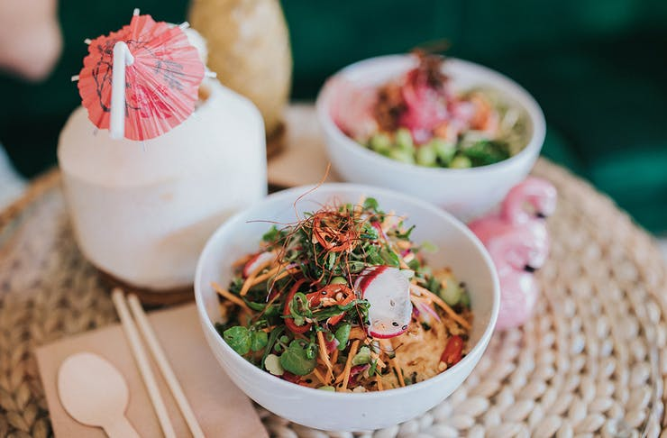 best healthy cafes gold coast