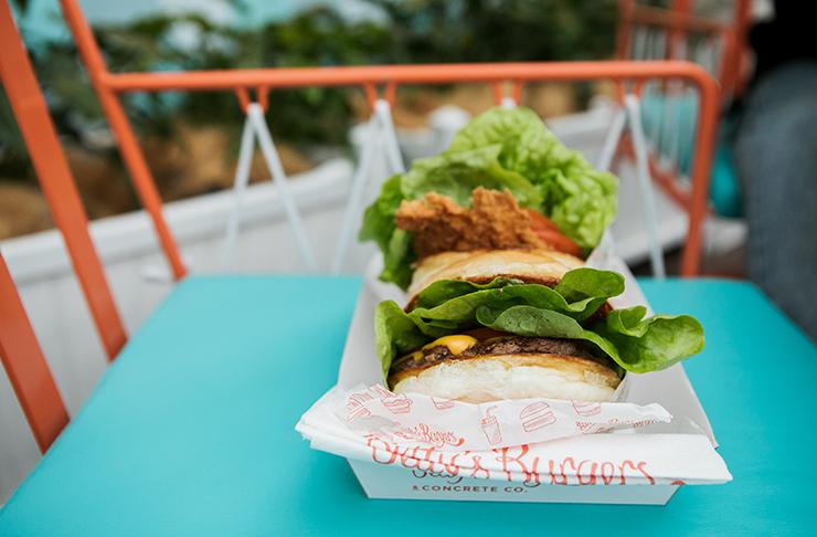 Betty's Burgers maroochydore