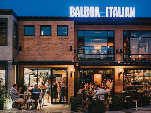 Balboa Italian Palm Beach