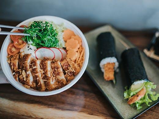 Okazu Sushi Bar Nobby Beach