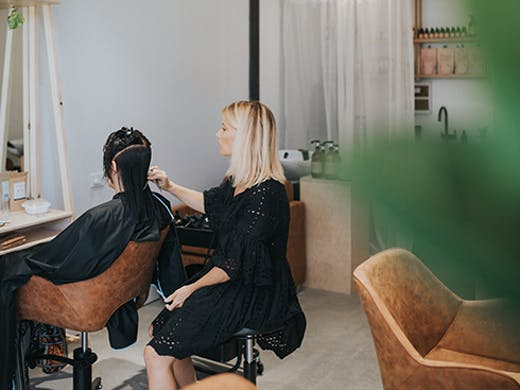 Zanzi Hairdresser Currumbin Tugun