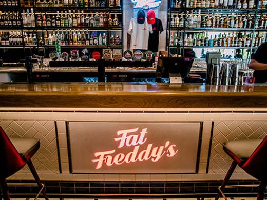 Fat Freddys Beach Bar And Diner Broadbeach