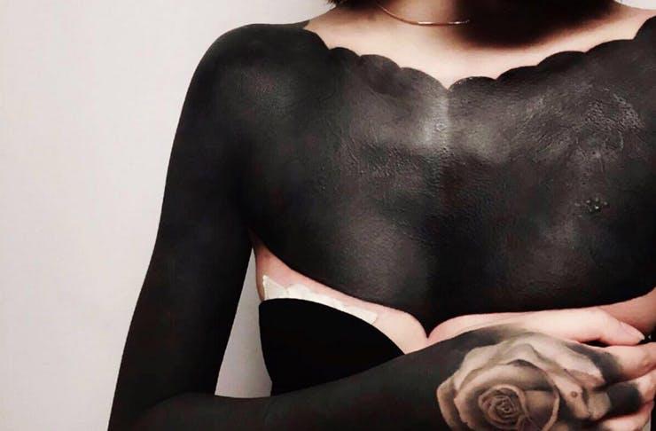 blackout ink, blackout tattoo, tattoo trends, tattooist