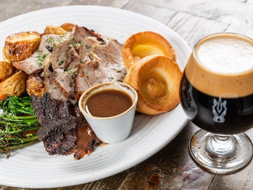 The Sunday Roast and Beer at Blasta Brewing