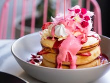 Prepare For An Insta-Explosion Thanks To Burleigh's New Blush Pink Cafe