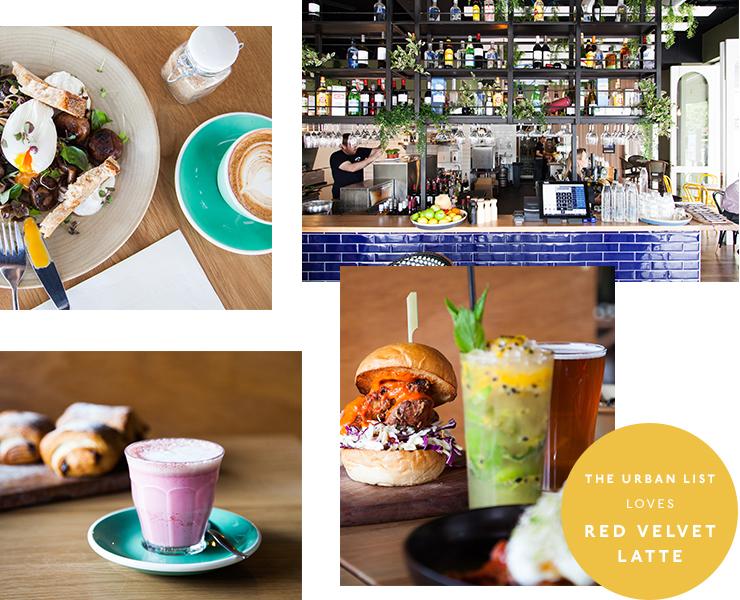 sir allen taylor, best cafes sydney