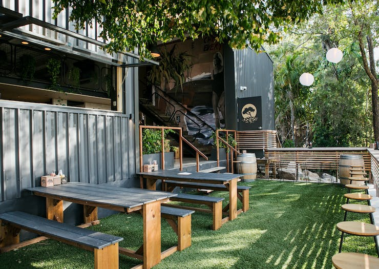 Knock Back A Schooner At This Cool New Warehouse Brewery In Noosa