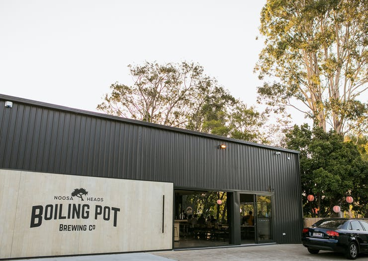 Boiling Pot Brewing Co.