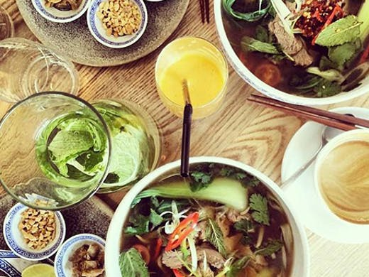 Mt Eden's Bolaven showcases the best of Laos cuisine in their breakfast, lunch and dinner menus.