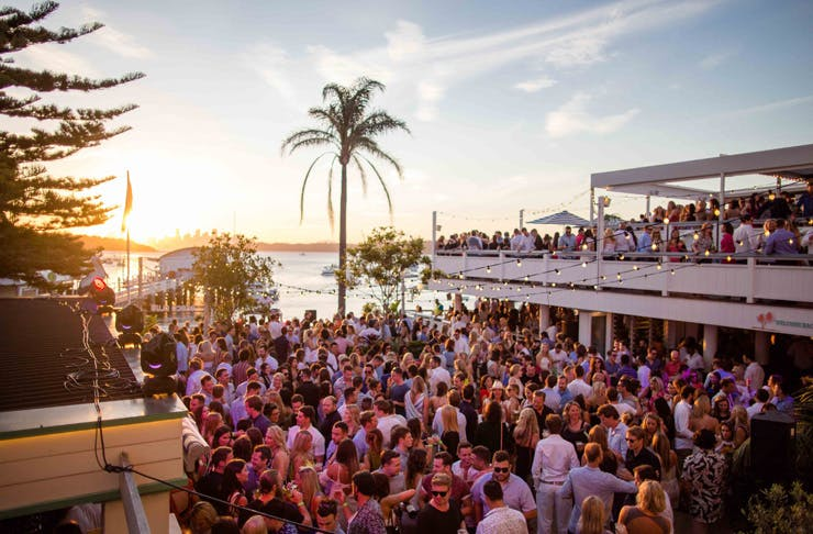 A Gin Garden Is Opening In Watsons Bay For Spring