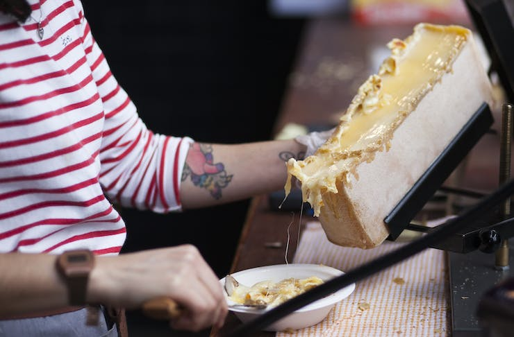 Bon Fromage Cheese Festival