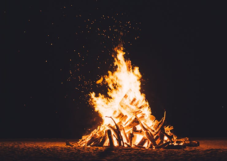 Don't Miss This Bonfire And Cider Festival In Perth's Hills