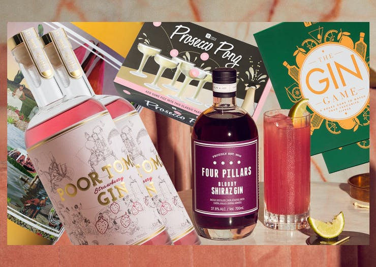 Say Cheers To Christmas With These Seriously Cool Boozy Gifts