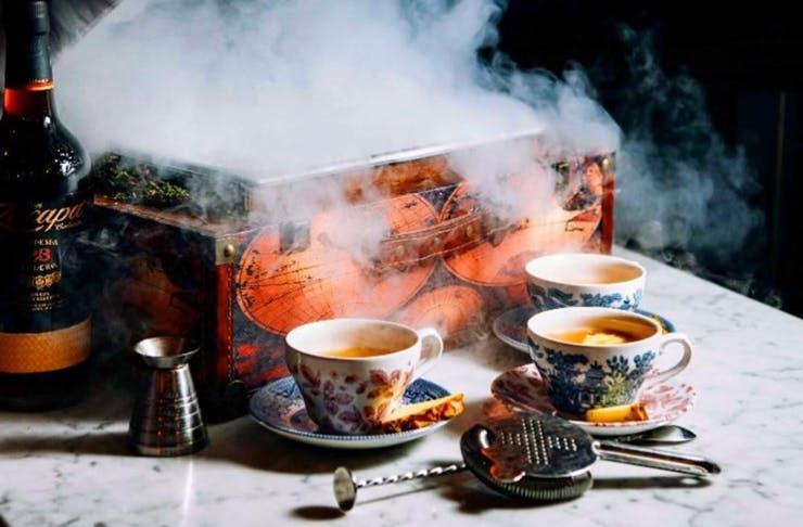 Boozy Tea Cocktails in Sydney | Urban List