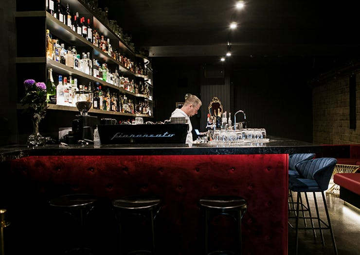 Inside Look: A Sleek New Art Deco-Inspired Cocktail Bar Has Just Opened In Mooloolaba