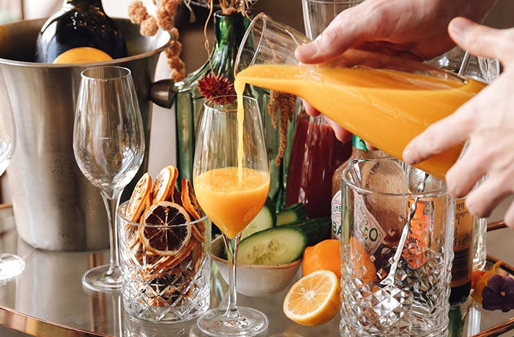 Not A Drill! We've Found Bottomless Mimosas In Auckland