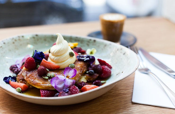 14 Of The Best Breakfasts In The CBD