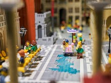 Unleash Your Inner Kidult At This Huge LEGO® Brick Exhibition