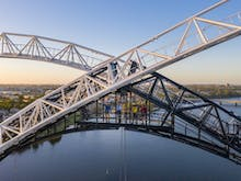 The Epic Matagarup Bridge Climb Is Finally Opening And You Can Buy Tickets Now