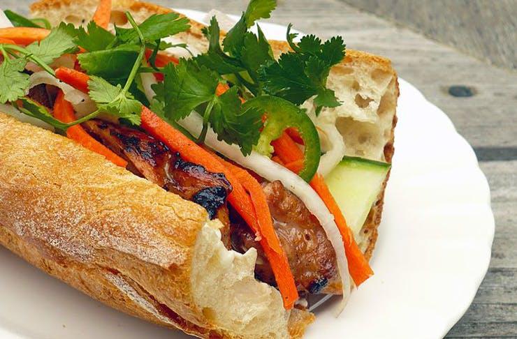 Brisbane CBD Lunches