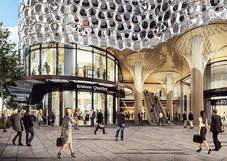 A $1 Billion Dollar Restaurant Precinct Is Being Built In The CBD And Our Waistlines Are Ready!