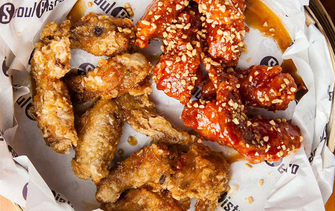 Chicken Wings Seoul Bistro