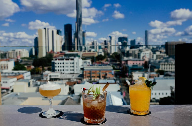 Brisbane's Best Bars