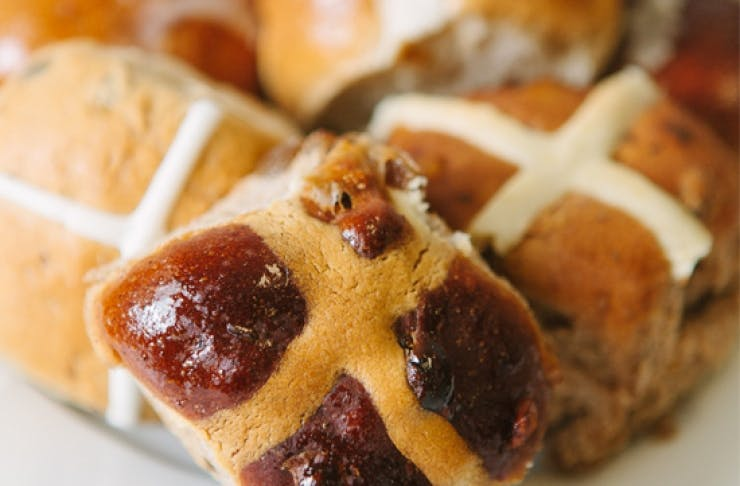 hot cross bun off