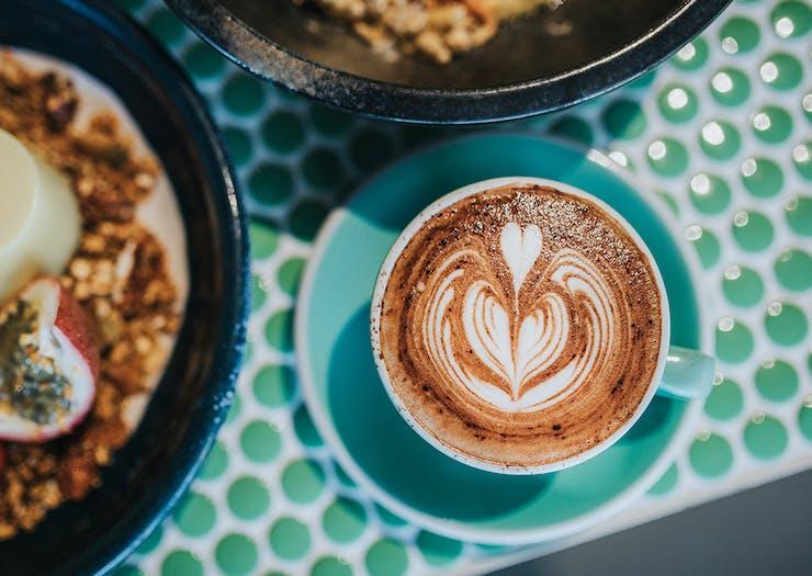 best cafes breakfasts in Broadbeach