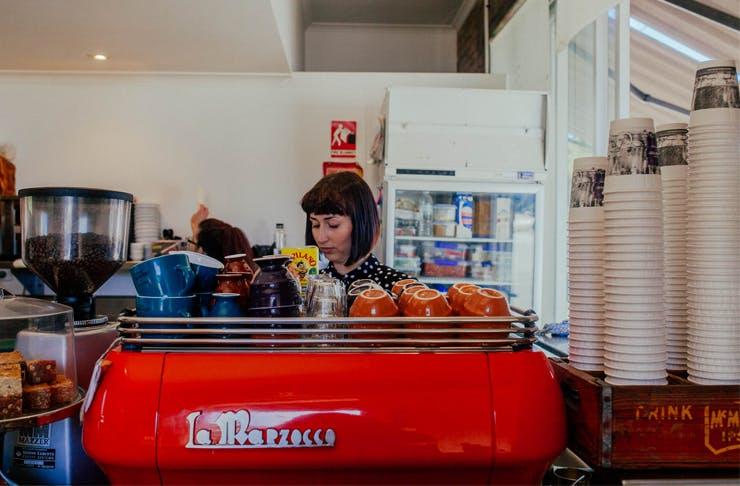 Brown Dog Cafe Woolloongabba