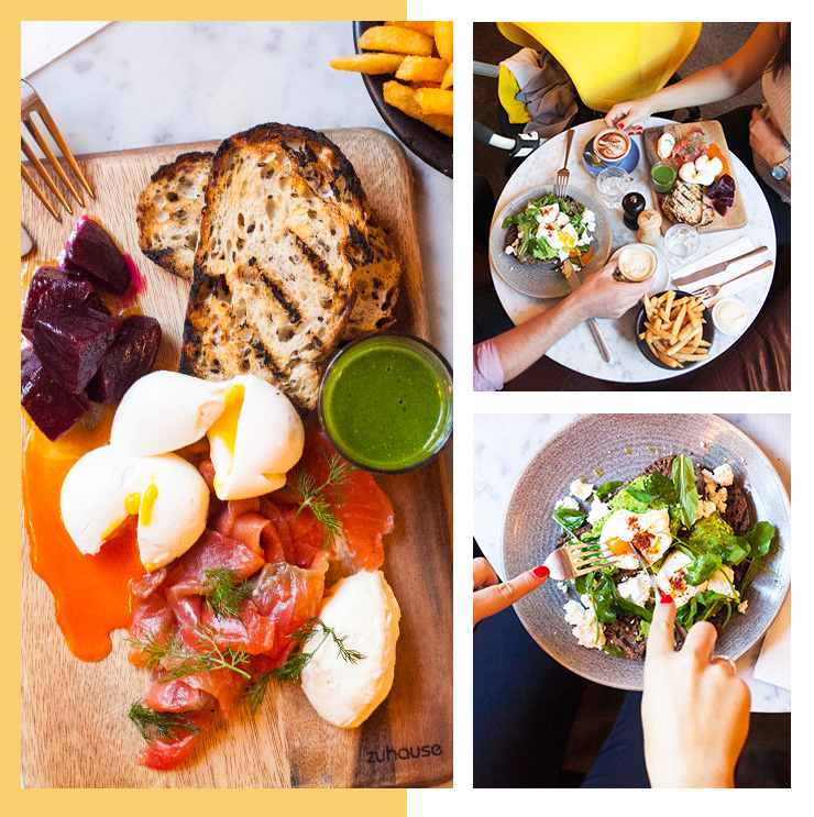 Best brunches in Sydney Bugaboo