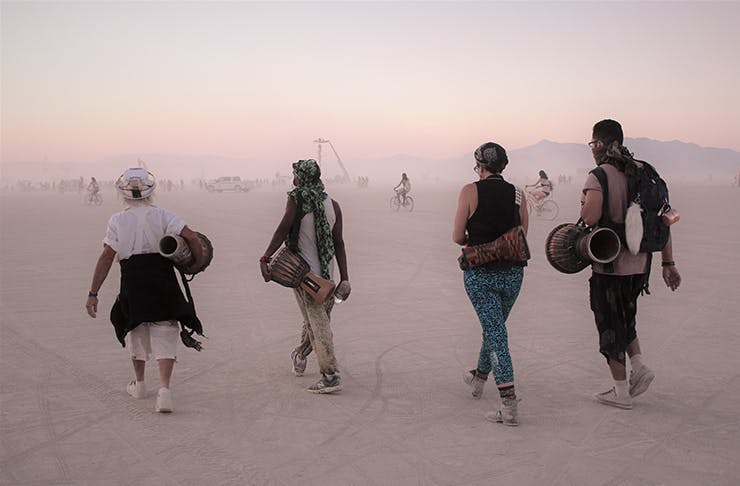 How To Tackle Burning Man As A First-Timer