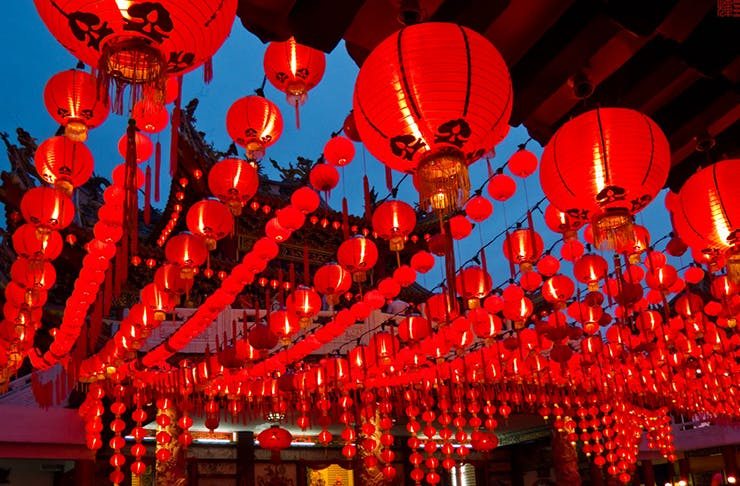 Chinese New Year is about to kick off its Year of the Dog celebrations 12d85708ce