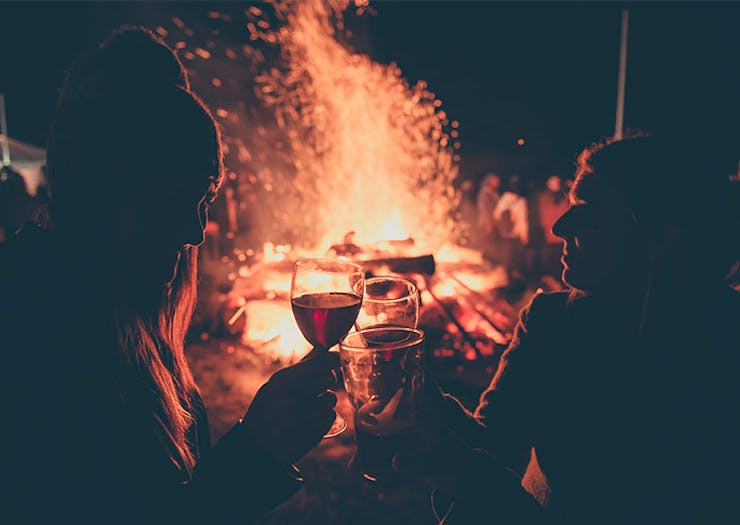 WA's Own Fire Festival That Actually Lives Up To The Hype Returns In 2019