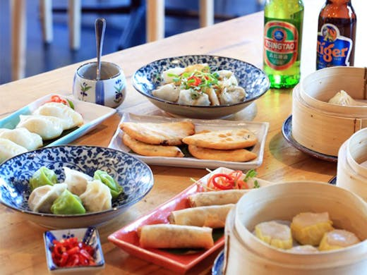 Cafe Bondi Dumplings