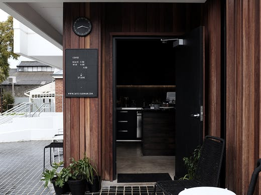 Cafe Leadman Perth