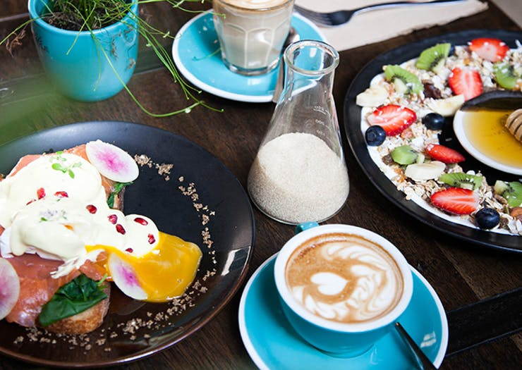 Best Sydney Cafes - calabur cafe in bondi junction