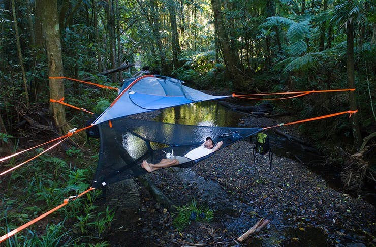 camping on the gold coast