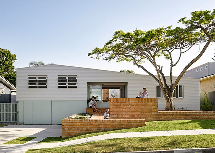 Feast Your Eyes On The Minimalist Gold Coast Home Dubbed Australia's Home Of The Year