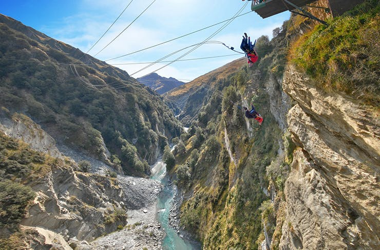 New Zealand's Best Canyoning Spots