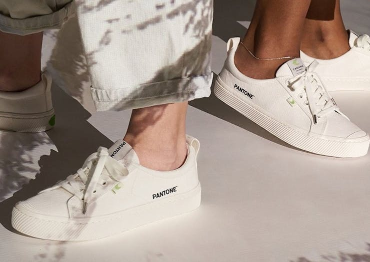 Step Up For The Planet In Cariuma, The Sustainable Sneakers Blowing Up Right Now