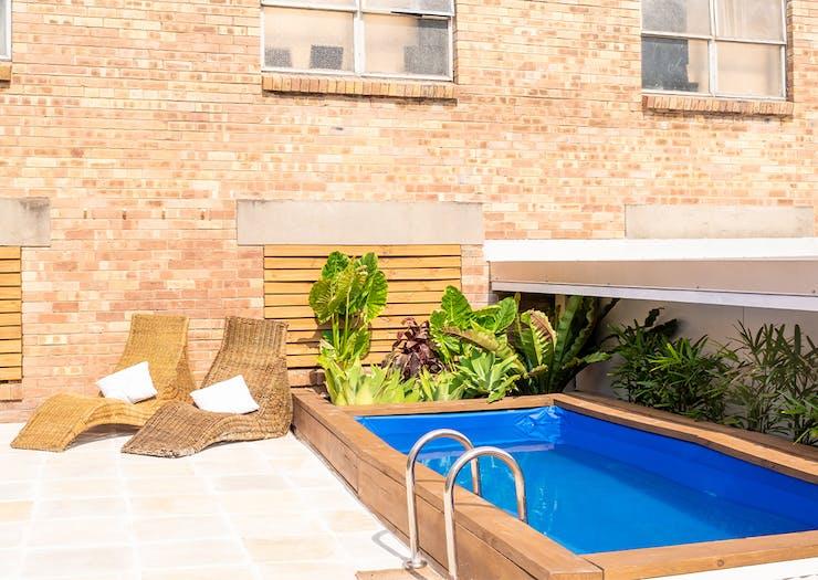 Brisbane bathhouse