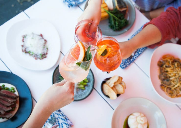 Spritz Yeah! | Our Pick For Alfresco Dining In Sydney