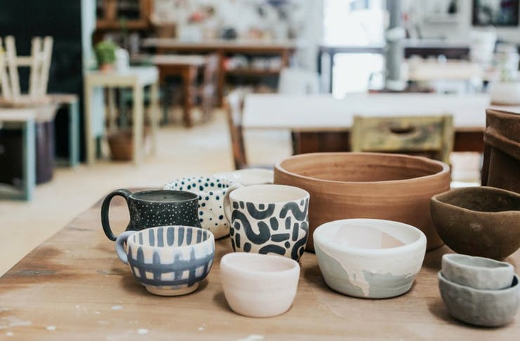ceramics workshops gold coast